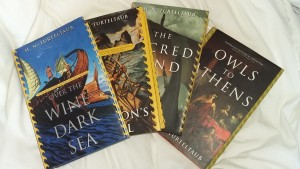 The four Hellenic Traders books.