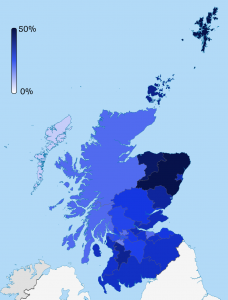 Scots speakers