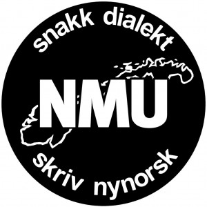 """Speak dialect – write Nynorsk""."